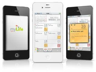 Appyend AB releases myLife Calendar for iPhone, the best selling Productivity App in Sweden!