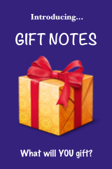 iTunes App 'Gift Notes' now live