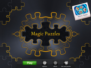 All puzzles in one place! Please meet Magic Puzzles.
