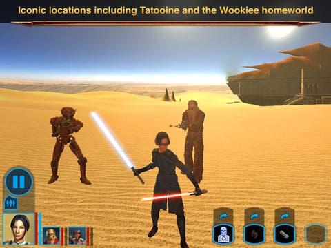 Star Wars KOTR