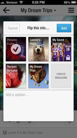 Siva's App Reviews: Flipboard