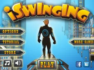 InJoyee Release Free Challenging Game iSwinging onto iOS App Store