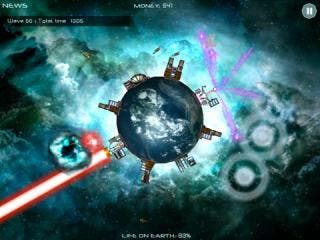 Insane Media today introduces Earth Under Siege 1.0, their new action/strategy game for iPad.