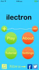 ilectron: new iOS puzzle game available on the App Store for Free