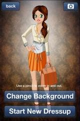Real Trends Dress Up – available now from the App Store