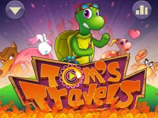 InJoyee Launches FREE Game Tom's Travels for iPhone and iPad