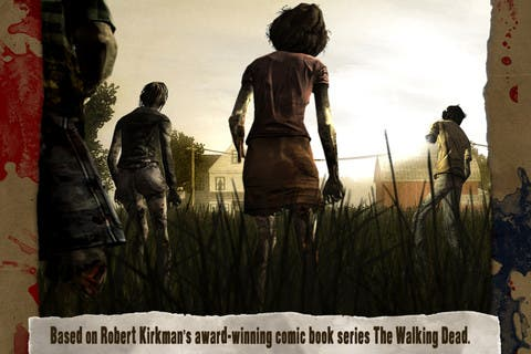 Siva's App Reviews: The Walking Dead