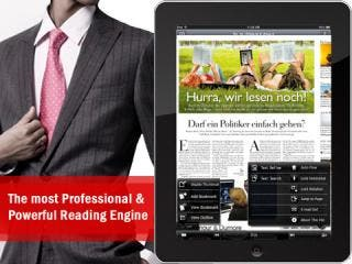 PDF Reader Pro by YUYAO Software Enters Top 50 Paid iPad Apps in US