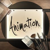 Animation Desk for iPhone Featured on iTunes App Stores Worldwide