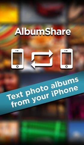 Siva's App Reviews: Album Share