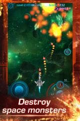 New free game for lovers of space battles (iPhone only)
