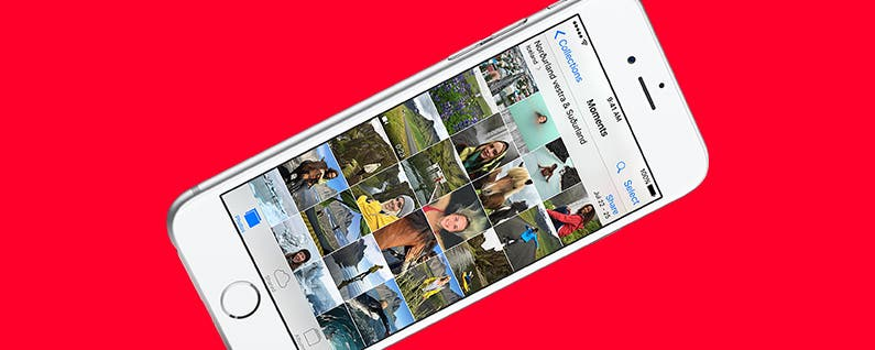 How to Create a Photo Album on iPhone