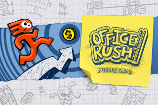 The Office Rush voted as the most challenging and entertaining strategy game of 2010!