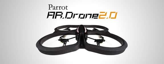 Parrot AR Drone 20 A Work In Progress