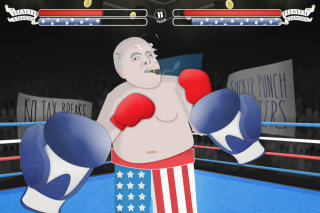 Political Arena Punches Into iOS and Android