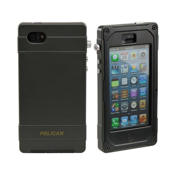 new products 208b2 802fd Pelican's iPhone 5 Vault: Extreme Protection from Seasoned Veteran ...