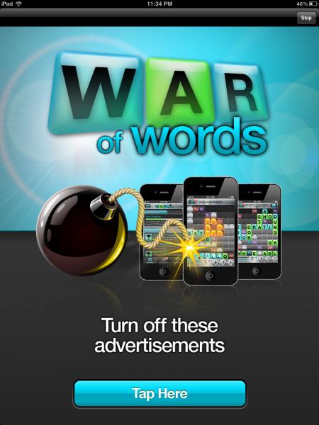 ads...ads...ads