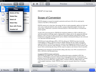 Recosoft releases PDF2Office for iPad v1.2