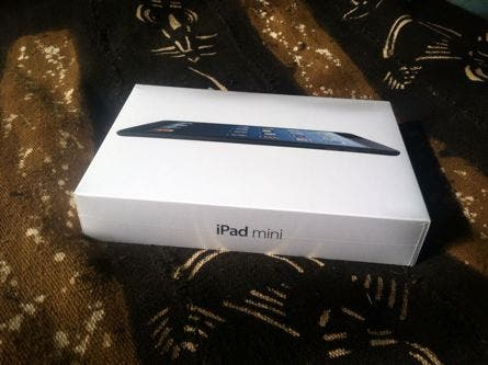 Siva's update: iPad mini