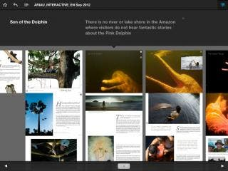 Ariau Interactive for iPad