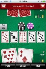 Introducing Poker Buddies for the iPod touch, iPhone and iPad - Play Poker, Win Stuff