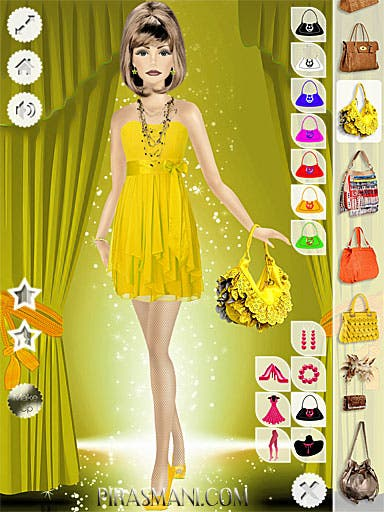 Free Online Barbie Dress Designing Games