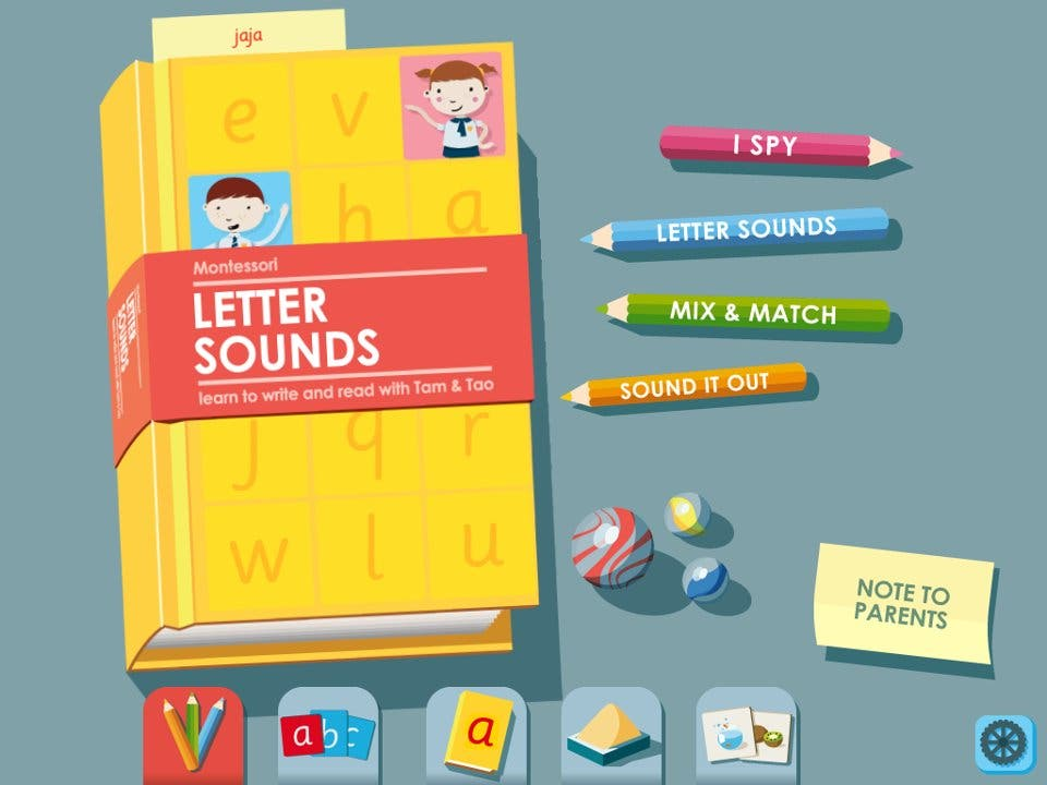 Apple features Montessori Letter Sounds now on available on iPhone