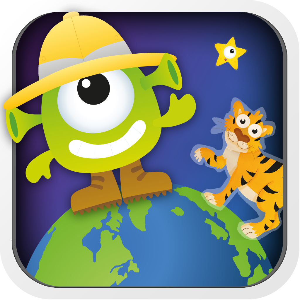 Kids Planet Discovery for iOS - Kids Discover and Experience our World
