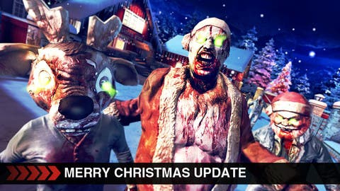 Madfinger Games Gifts DEAD TRIGGER Lovers with a Christmas Update