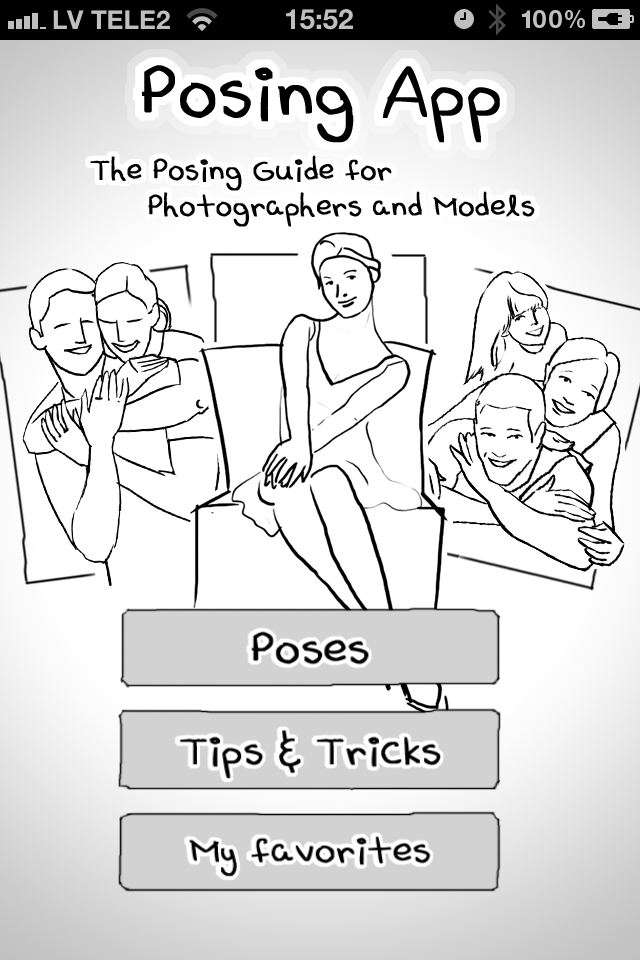 Posing App Drops Price to Free on the App Store for Two Days Only