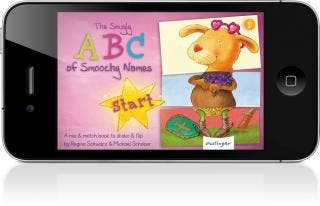 iStoryTime's Latest Apps put Fun Twist on Learning ABCs