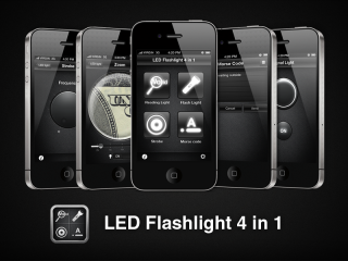 Most Versatile Flashlight App in App Store FREE for Cyber Monday