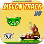 Melon Truck HD Improves With Holiday Edition And IT'S FREE!
