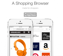 New Rately Shopping Browser for iPhone / iPad Makes Shopping Faster and Easier