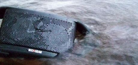 Siva's Reviews: ECOXBT. Rugged and waterproof portable Bluetooth speakers.