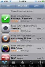 App Store Genius