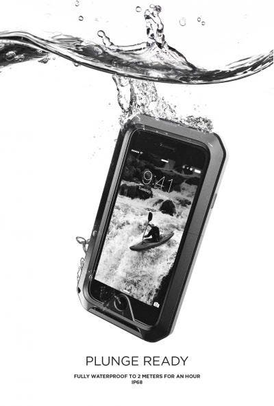 iPhone 6/6 Plus Case of the Week: The AQUATIK and TAKTIK 360° Waterproof Cases