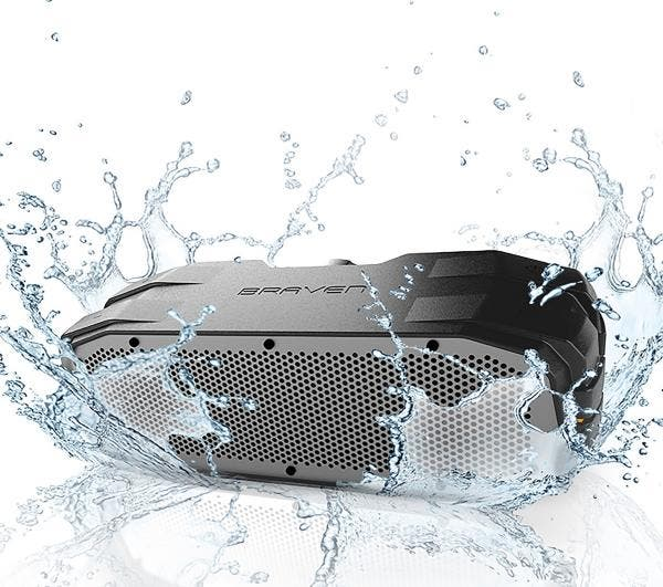 Braven's New BRV-X Raises the Bar for Rugged Bluetooth Speakers