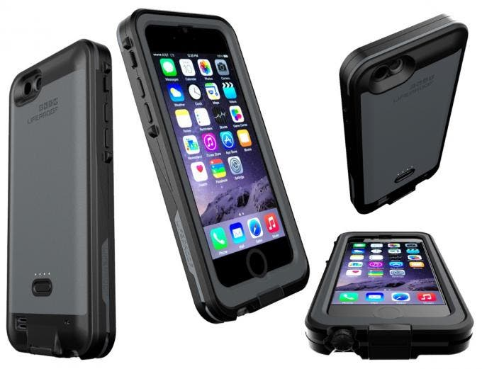 Ces 2015 Lifeproof Steals The Show With The New Frē Power