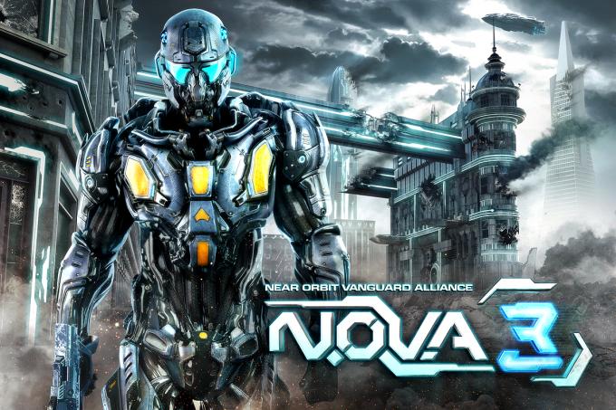 Game Centered: NOVA 3