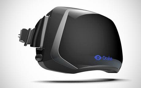 Siva's sneak peak: The Oculus Rift VR headset