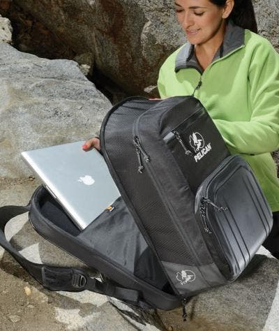 Back to School: Gear Up with Pelican's Rugged S105 Backpack. [Review]