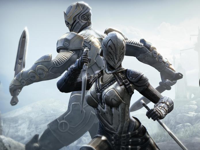Infinity Blade III debuts alongside new iPhone 5S