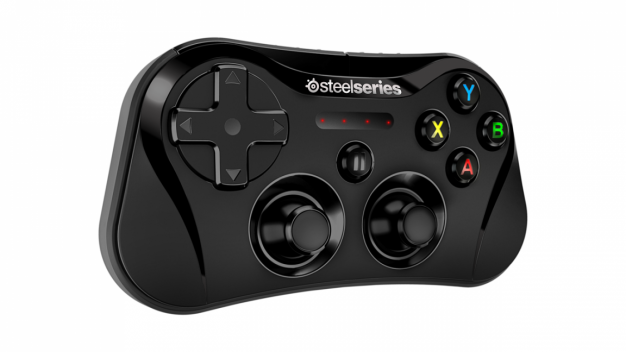 Game On! Introducing the Stratus iOS Game Controller