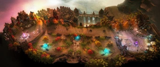 MOBA Madness: The Top 3 Multiplayer Online Battle Arenas for iOS