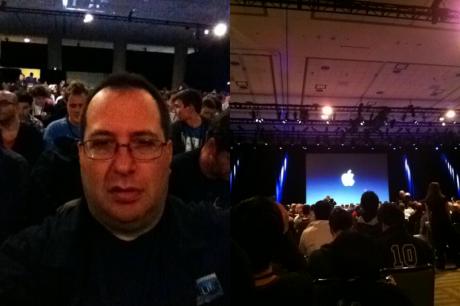 Todd at WWDC