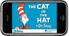 Dr. Seuss Cat in the Hat iPhone App