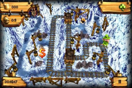 Chilly Mine Carts