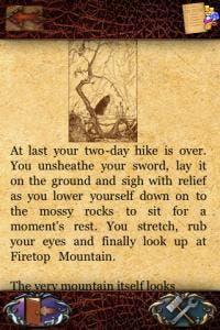 The Entrance To Firetop Mountain