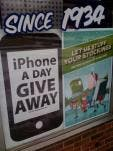 College bookstore iPhone-A-Day Giveaway